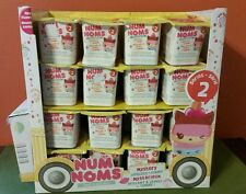 Num Noms series 2 large case of 48 blind bags - NEW