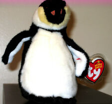 Ty Beanie Baby ~ ADMIRAL the Penguin ~ MINT with MINT TAGS ~ RETIRED