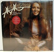 Rare Country LP - Melba Montgomery - Don't Let The Good Times Fool You - Elektra