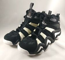 Adidas Crazy 8 Basketball Shoes Men's Size 10 Black White 351941