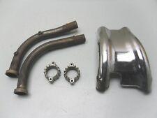 #000 Honda VF750 V45 Sabre Rear Exhaust Header Pipes &