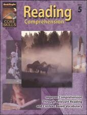 Core Skills Reading Comprehension, Grade 5 by Steck-Vaughn Staff