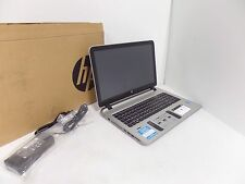 "HP ENVY 15-k163cl 15.6"" HD Touchscreen i7-4710HQ 2.5GHz 12GB 1TB W8.1 J6P01UA SD"