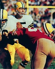 BART STARR 8X10 PHOTO GREEN BAY PACKERS NFL FOOTBALL VS 49ERS
