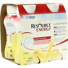 Resource Energy VANIGLIA 4x200 ML