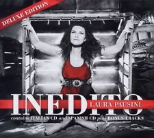 LAURA PAUSINI - INEDITO 2 CD ITALO POP 33 TRACKS NEU