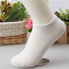 Low Cut 10 Pairs Ladies Boat Short Cotton New Women Ankle Socks Gift Pink Blue
