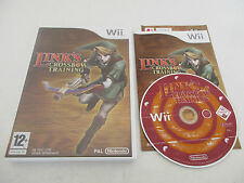 LINK'S CROSSBOW TRAINING - NINTENDO WII - JEU WII COMPLET
