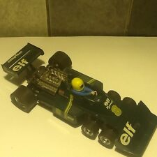 Scalextric española década de 1970 seis Wheeler Tyrrell P34 no 8 4054 1.32 Usado Sin Caja