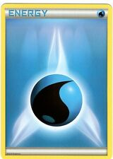 4X Water Basic Energy - NM - Pokemon - 2013 Battle Arena Deck