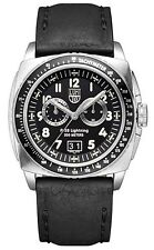 Luminox P-38 Lightning Chronograph Stainless Steel Watch 9441 New