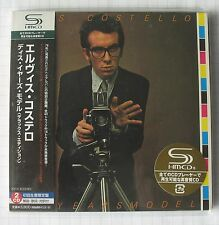 ELVIS COSTELLO - This Year's Model JAPAN SHM MINI LP 2CD OBI NEU! UICY-93537/8