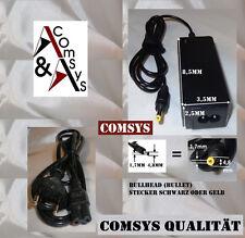 Netzteil Ladegerät Ladekabel AC Adapter für HP Mini 210-1014SG 19V 2.1A  4.0*1.7