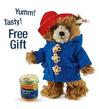 "PADDINGTON BEAR w/Free Marmalade! 2015 LtdEd - Jointed 6.5"" Mohair - 664892 NEW!"