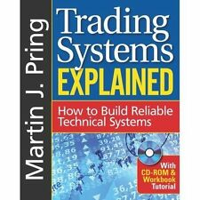 **Book w/ CD-ROM* TRADING SYSTEMS EXPLAINED Technical Systems8by Martin Pring