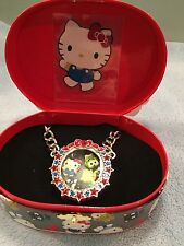 Hello Kitty Supercute Friendship Festival Charm Necklace
