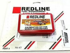 Redline Jet Kit fits 34 ICT Weber carb Dual Carbs