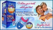 Teeth Whitener Twi-Light Teeth    One Size Fits All Mouthpiece.  Use at Home