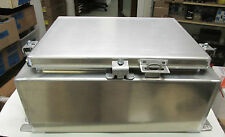 "NIB..  Hammond Aluminum Enclosure 16""x12""x6"" Cat# 1418N4ALB6 .. VQ-303"