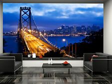 San Francisco Wall Mural Photo Wallpaper GIANT WALL DECOR PAPER POSTER FREE GLUE
