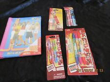 Lot High School Musical - 1 & 3 - Collectible Items-Pens,Key chain,Photo Album
