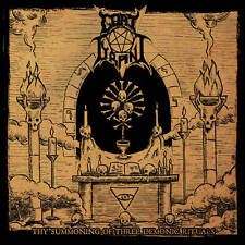 GOAT TYRANT - Thy summoning of three demonic Rituals - CD - DEATH METAL