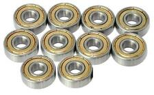 SKATEBOARD SCOOTER ROLLER BLADE WHEEL BALL BEARINGS ABEC-5 608-ZZ 8MM 22MM 7MM