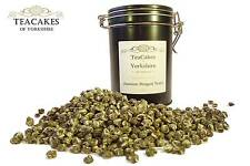 Jasmine Pearls Tea Gift Caddy Green Dragon Tears 100g Speciality Loose Leaf