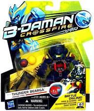 Thunder Bearga BD-12 Power Type - B-DAMAN Crossfire Manga Marble