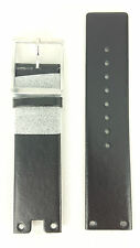 Calvin Klein Glam K94 Black Leather Watch Band CK K9423107 Ladies K600000018