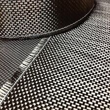 "Carbon Fiber Cloth Fabric TWILL Weave 3k 5.6oz/160gsm TAPE 4"" FULL ROLL 108YDS"