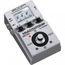 Zoom MS-50G - MultiStomp Multi Guitar Effect Pedal MS50G New F/S with Tracking