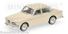 Volvo 121 Amazon 1959 White, Minichamps 1:43