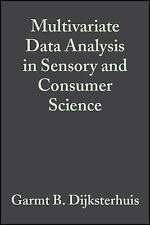Multivariate Data Analysis in Sensory and Consumer Science (Publicatio-ExLibrary
