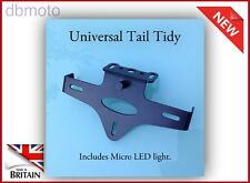 Universal Motorcycle Tail Tidy with Number Plate LED, Motorbike, Quad, Custom