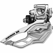 SRAM XX Front Derailleur 2x10sp High Clamp Top Pull 31.8mm   CLEARANCE, RRP £105