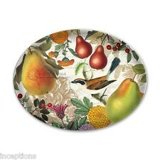 Michel Design Works Glass Soap Dish Golden Pear - NEW