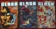 Clash (1991) #1-3 - Comic Books - Tom Veitch, Adam Kubert & DC Comics