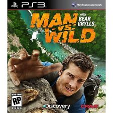 Man vs. Wild With Bear Grylls - Playstation 3 Game
