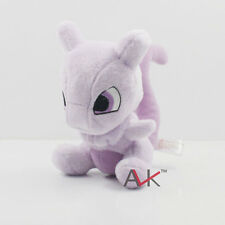 Pokemon Pocket Monster Mewtwo Soft Plush Stuffed Toys Rare Mew Doll Toys Gift