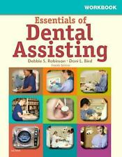 Workbook for Essentials of Dental Assisting-ExLibrary