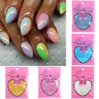 Mermaid Effect Glitter Nail Art Powder Dust Magic Glimmer 2016 Trend Irridescent