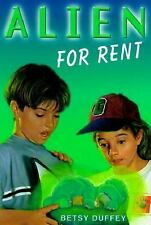 Alien for Rent by Duffey, Betsy