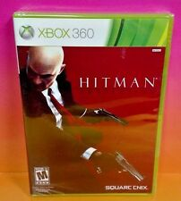 Hitman: Absolution - Microsoft Xbox 360 BRAND NEW X Y Factory Sealed Rare