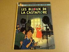 BD1966 HC / LES AVENTURES DE TINTIN / LES BIJOUX DE LA CASTAFIORE