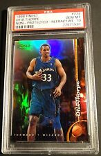 1998 OTIS THORPE FINEST NON PROTECTED REFRACTOR  #224 PSA 10  POP 1 (607)