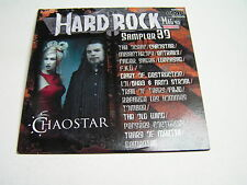 Sampler Hard Rock #39 CHAOSTAR the ocean