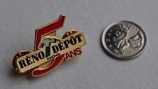 Canada Quebec Reno Depot NDG 5 Ans Official Lapel Hat Pin Epinglette Officielle