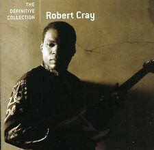 Definitive Collection - Robert Cray (2007, CD NIEUW)