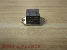 Lambda L-12-0V-30 Overvoltage Protector L-12-OV-30 - New No Box